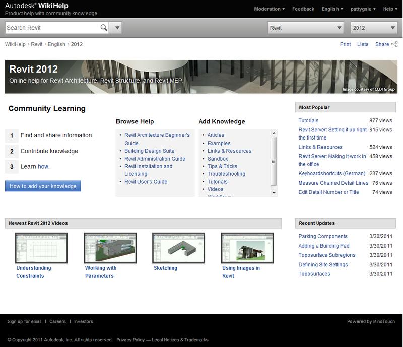 Revit2012Wiki-landingPage