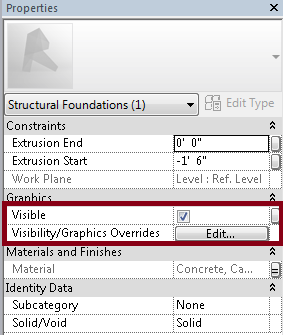 Inside the Factory: Revit Sunrise: Family Element Visibility Preview